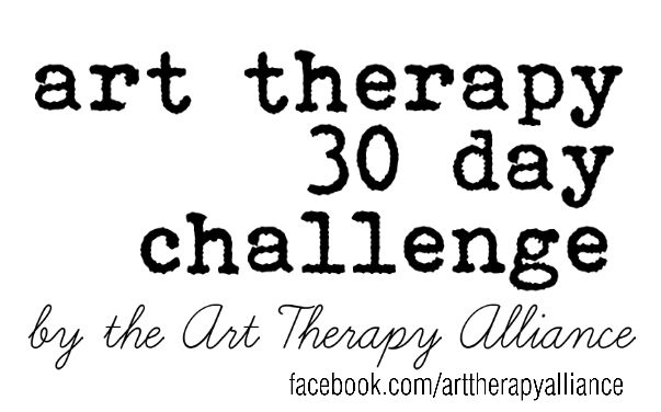 Art Therapy 30 Day Challenge