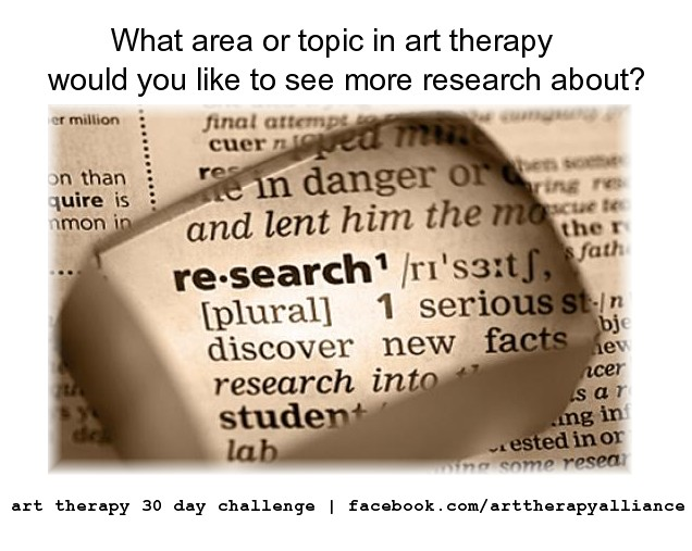 Art Therapy Challenge Day 28