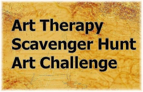 Art Therapy Scavenger Hunt | Art Therapy Alliance
