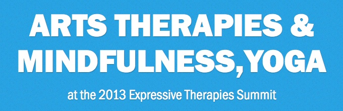 Arts Therapies & Mindfulness, Yoga at the Expressive Therapies Summit