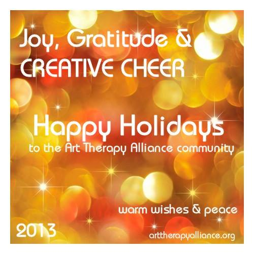 Happy Holidays | Art Therapy Alliance Blog