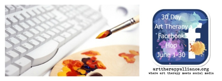 30 Day Art Therapy Facebook Hop | Art Therapy Alliance