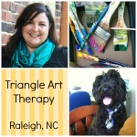 Eva Miller | Triangle Art Therapy